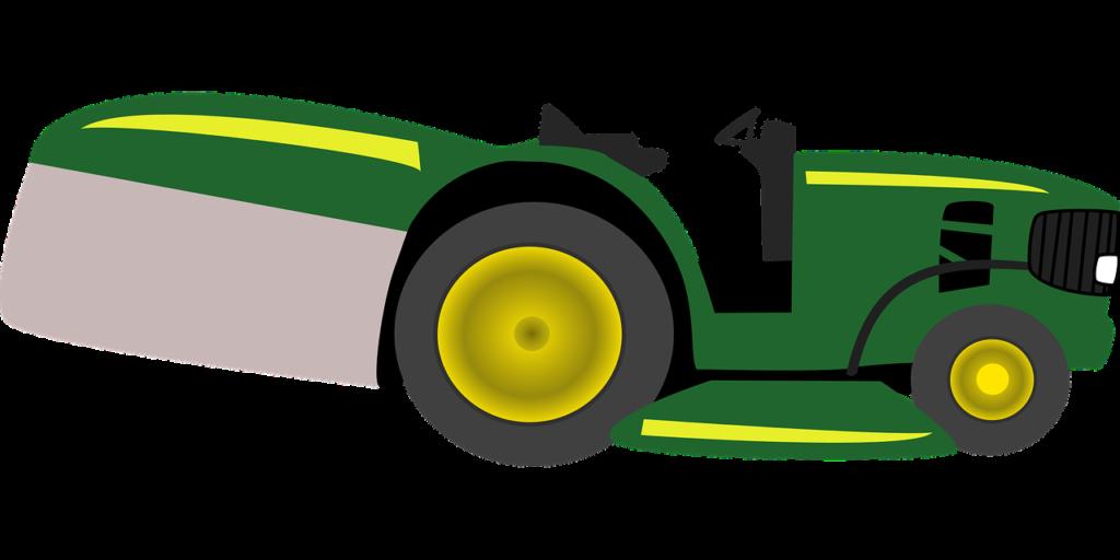 lames de tracteurs de pelouse